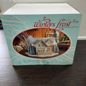 Dept 56 Winters Frost - Frosty Retreat 809458 NEW